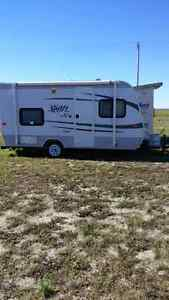 Excellent used condition 14ft Jayco camper