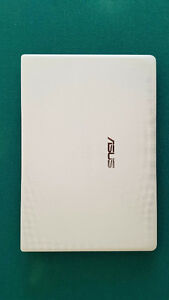 White Asus Laptop