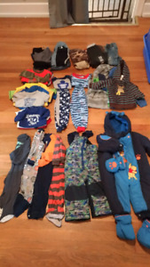 Baby boys clothes size 12-18 months