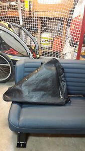 Jeep amc yj cj scrambler whitco wrangler saddle bag