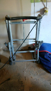 Selling bosch gavity rise table saw stand