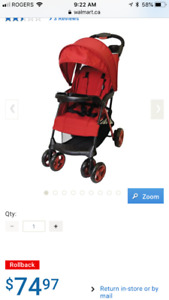 Looking for cosco stroller