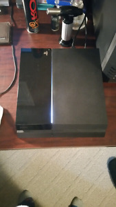 MINT ps4, trade for xbox one or cash