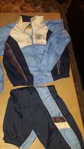 Global Wear Girls Track Suit (Waterproof)