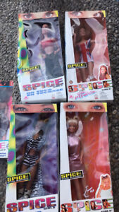 Spice Girl Barbies