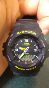 Casio G-Shock shock resistant watch
