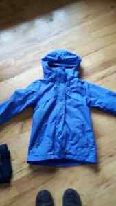 Purple 3 in 1 Columbia Winter Coat