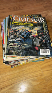Civil War and American Western History Magazines