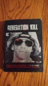 Generation kill boxset