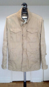 ***GREAT VALUE*** FS: AMERICAN EAGLE MENS TAN WINTER COAT