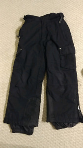 Boys size 10/12 fox snowpants