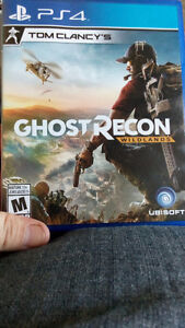Ghost recon Wildlands and persona 5 steal book edition for trade