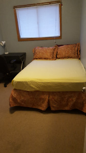 Furnished Rooms ~ Main Floor