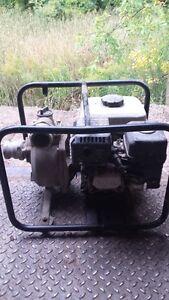 Honda WP20X Water Pump