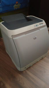IMPRIMANTE HP COLOR LASERJET 2600N