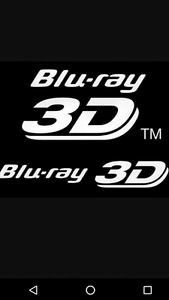 Looking to buy 3D Blu Ray Movies