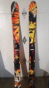 Powder skis for sale!