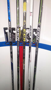 Refurbished hockey sticks - Trigger, Super Tacks, 1X, 1N... Kawartha Lakes Peterborough Area image 5