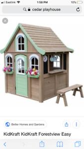 Cedar Play House