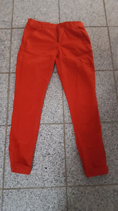 Beautiful orange Forever 21 pants
