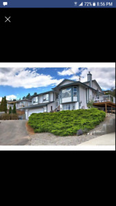 Family home for rent in Peachland