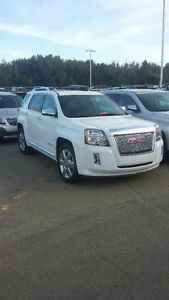 2014 GMC Terrain Denali SUV, Crossover - take over payments
