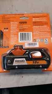 Ridgid 2Ah battery new in package London Ontario image 2