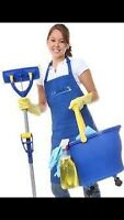 Team leaders/Cleaners needed ASAP $13 to $15 per hour