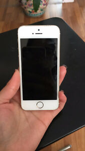 IPHONE 5S IN PERFECT CONDITION