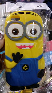 Various cell phone cases