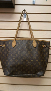 Authentic Louis Vuitton Neverfull MM $800