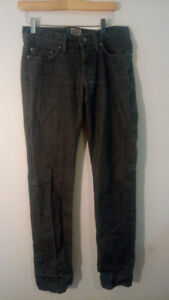 Naked and Famous Size 30 Weird Guy Fit, TRADES or cash, Grey