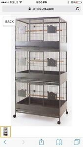 Looking for stacking cages