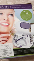 manicure and pedicure system
