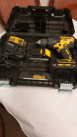 Dewalt Drill 18v 3ah XR Brushless