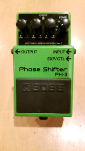 Phaser Boss Phase Shifter