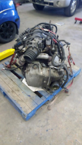3.8L park avenue engine with 440 T 40 transmission