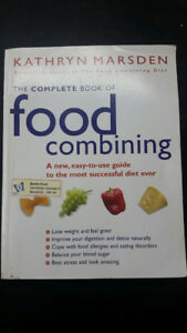 LIVRE The COMPLETE book of FOOD COMBINING by Kathryn MARSDEN 5$
