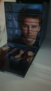 TV SERIES - DVD's - GREAT CONDITION