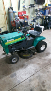 36 inch riding mower