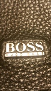 Mens Hugo Boss bag