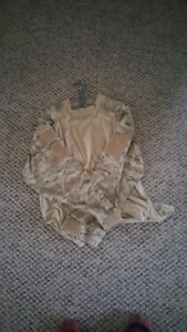 Military-style shirt