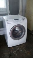 Used front loader washer and dryer Maytag