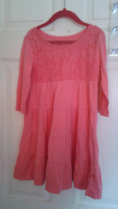 Girls Dress (sz 6/7)