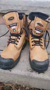 Construction / electrical work boots size 10