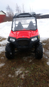 Polaris RZR 570 side by side