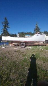 32 foot Cape Islander Boat For Sale