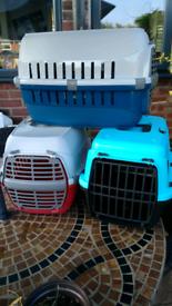 Cat/ferret/chinchilla/degu/rabbit/guinea pig carrier brand new