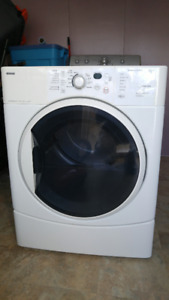 standard size washer and dryer