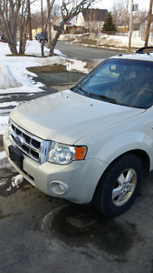 As is ...2008 Ford Escape SUV, Crossover